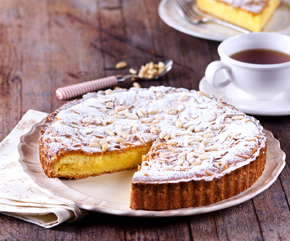 Torta Della Nonna Pasticceria