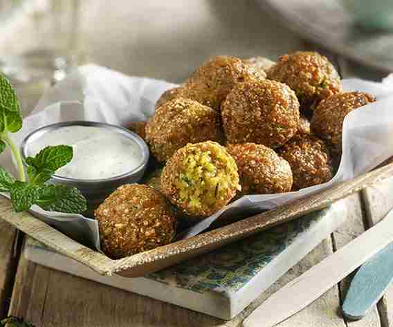 Superfood Falafel bofrost