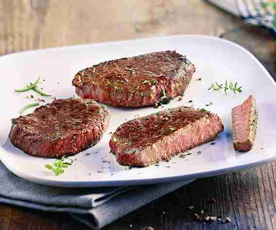 Fleisch Mini-Rumpsteaks bofrost