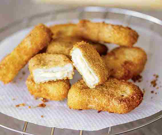 Poulet Chicken Nuggets mit Käse bofrost